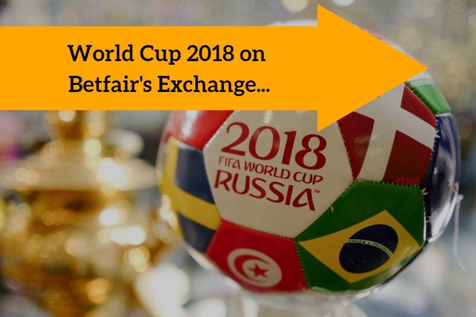 World Cup 2018 Betfair