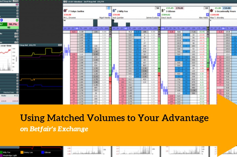 Matched Volumes on Betfair