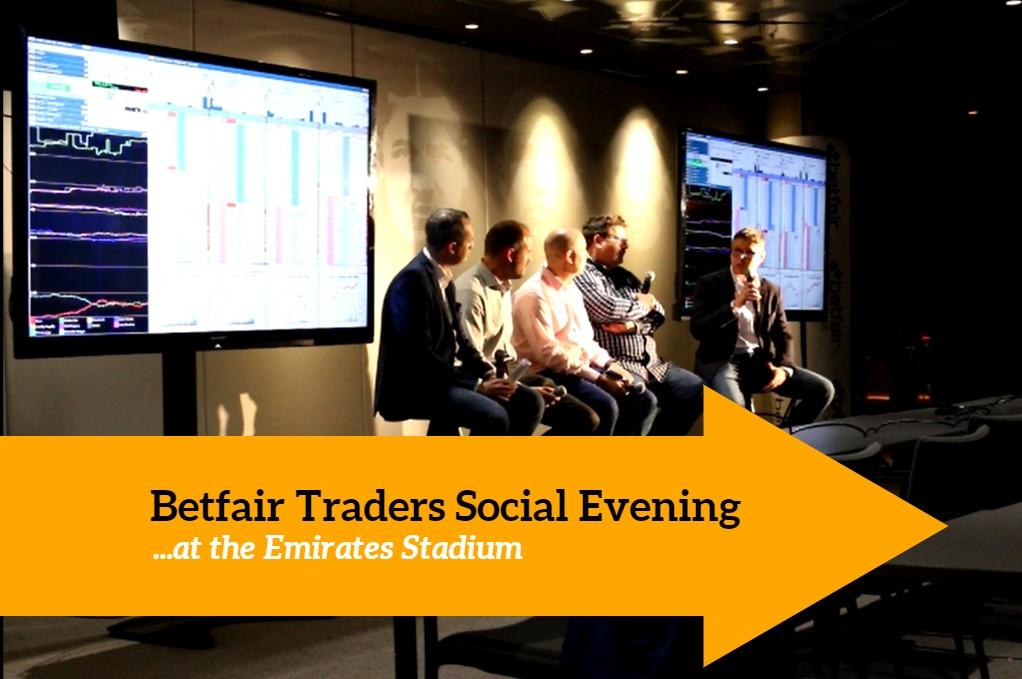 Betfair Traders Evening