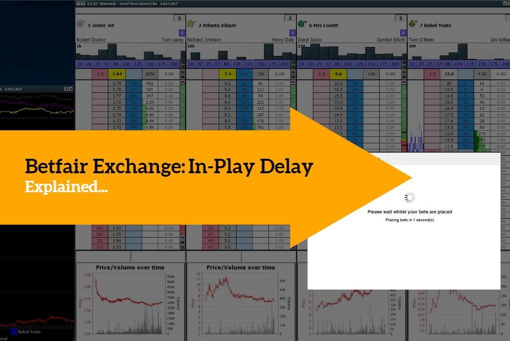 Betfair Exchange Delay