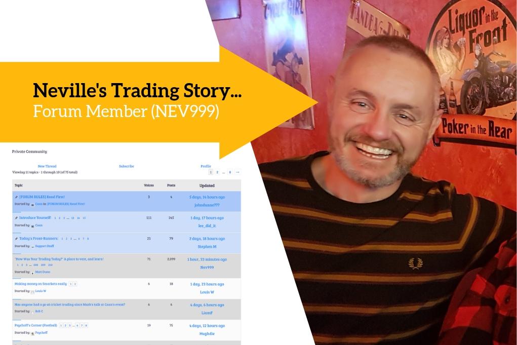 Nevs Trading Story
