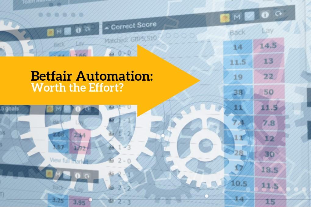 Betfair Automation