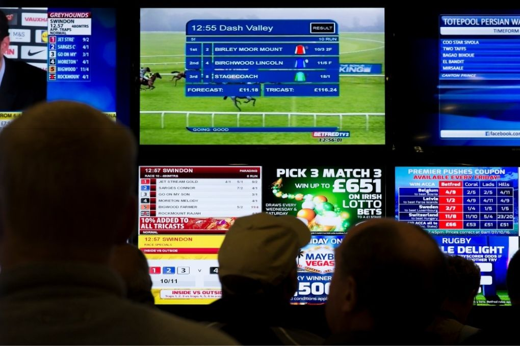 Accounts Gubbed With Bookmakers