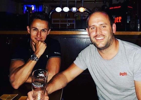 Caan and Racing Blogger