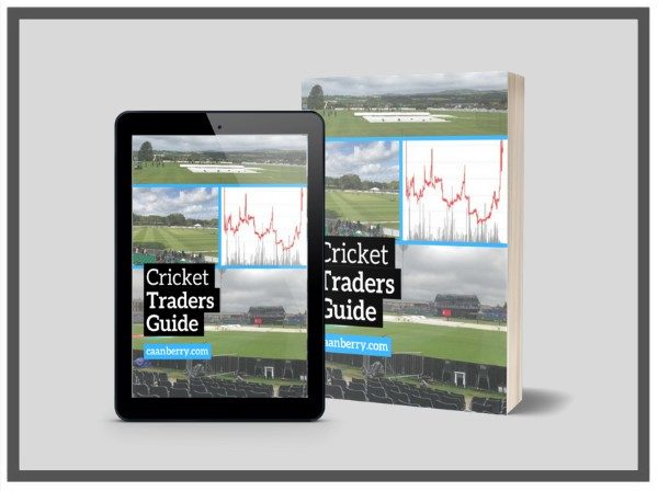 Cricket Trading Guide for Betfair