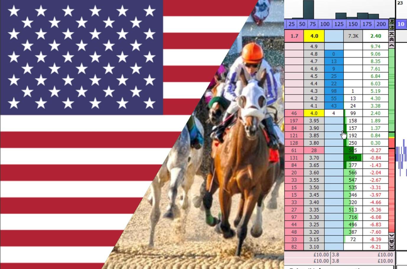 US Horse Racing Trading Betfair