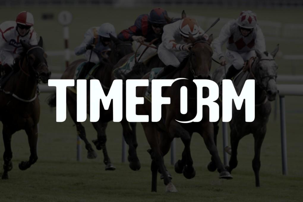 Timeform Logo Horses Racing