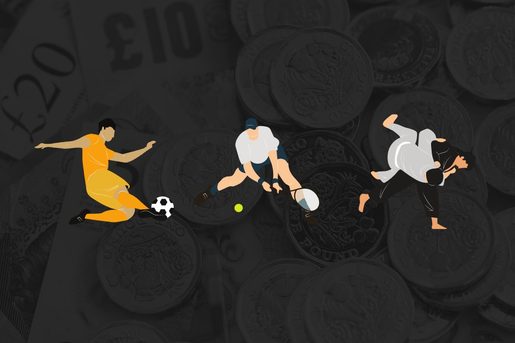Soccer Tennis Judo GBP