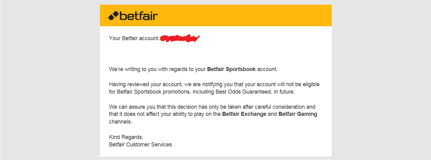 account limited email