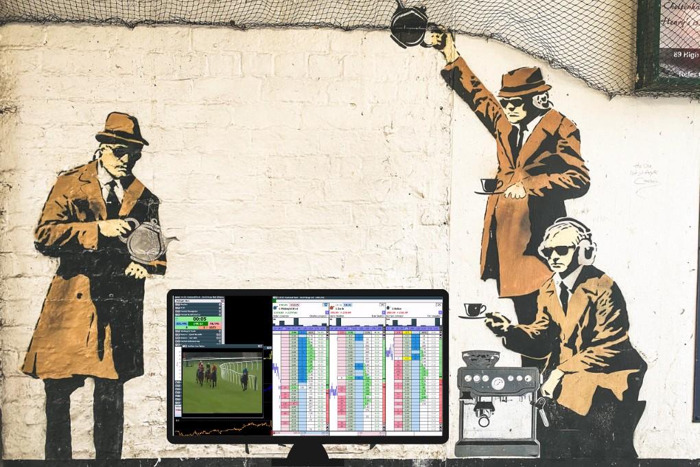 cheltenham banksy horse racing trading