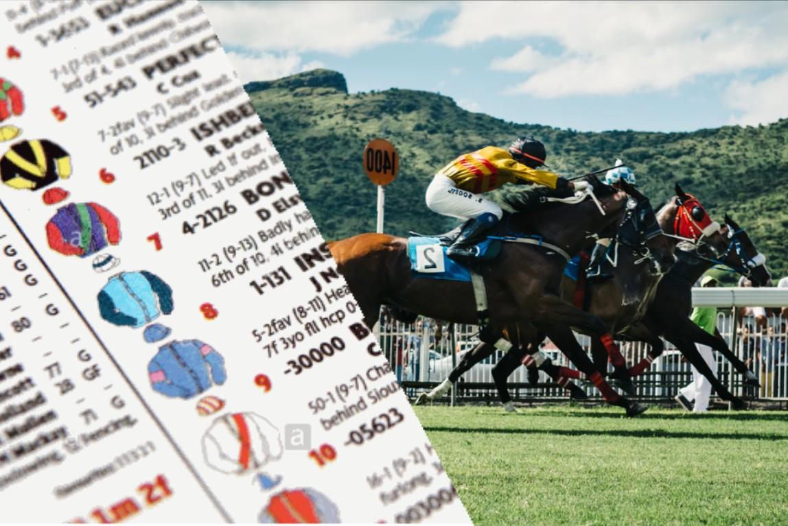 horse race form analysis