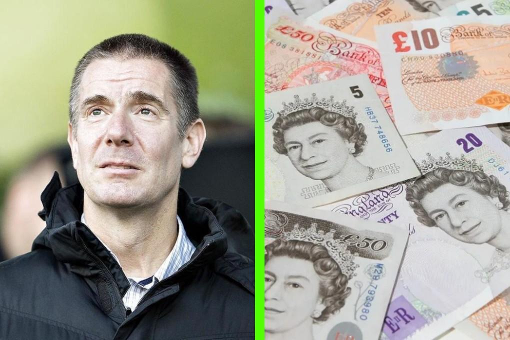 Matthew Benham Money