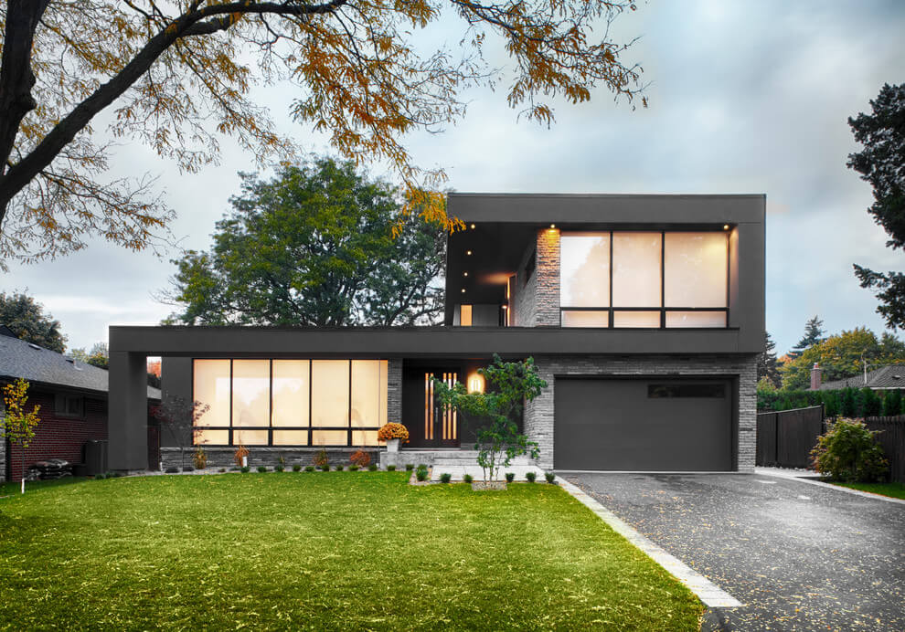 Midcentury Modern Residence By Urban Development