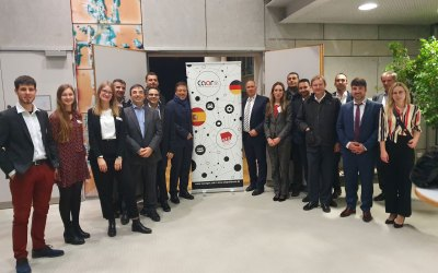 Las empresas del CAAR buscan oportunidades en Alemania