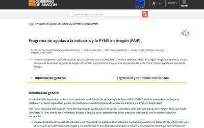 15 empresas presentan solicitudes a las PAIP con el apoyo del CAAR
