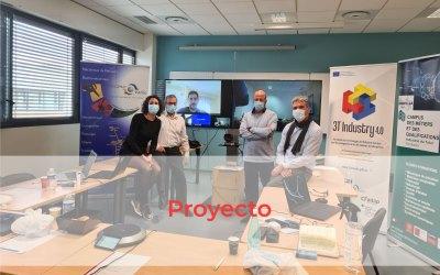 CAAR participa en la cuarta reunión transnacional del proyecto 3tiIndustry