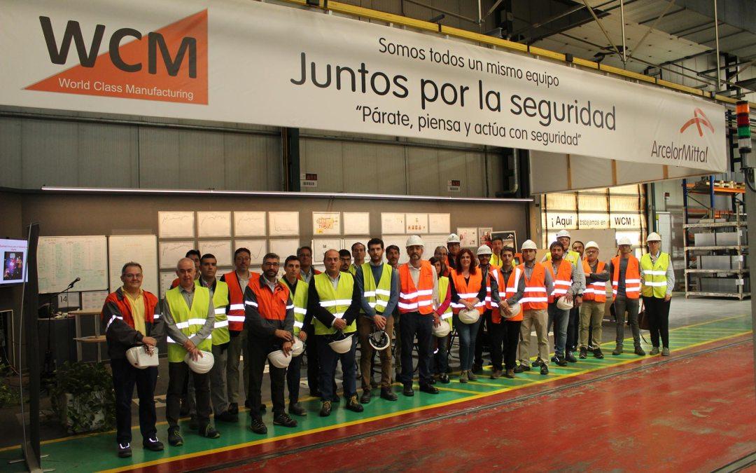 Continúan las visitas tecnológicas a nuestros socios: ArcelorMittal
