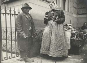 poor peoples food in victorian times