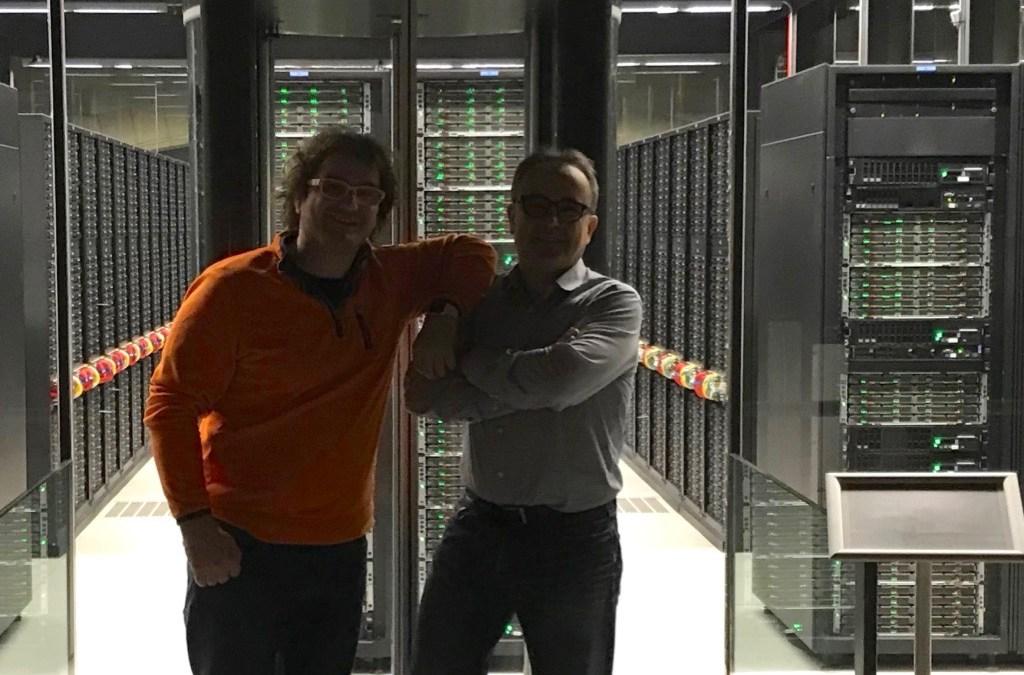 Jordi Torres – Supercomputación, Mare Nostrum y el BSC – Cabalga el cometa 004-
