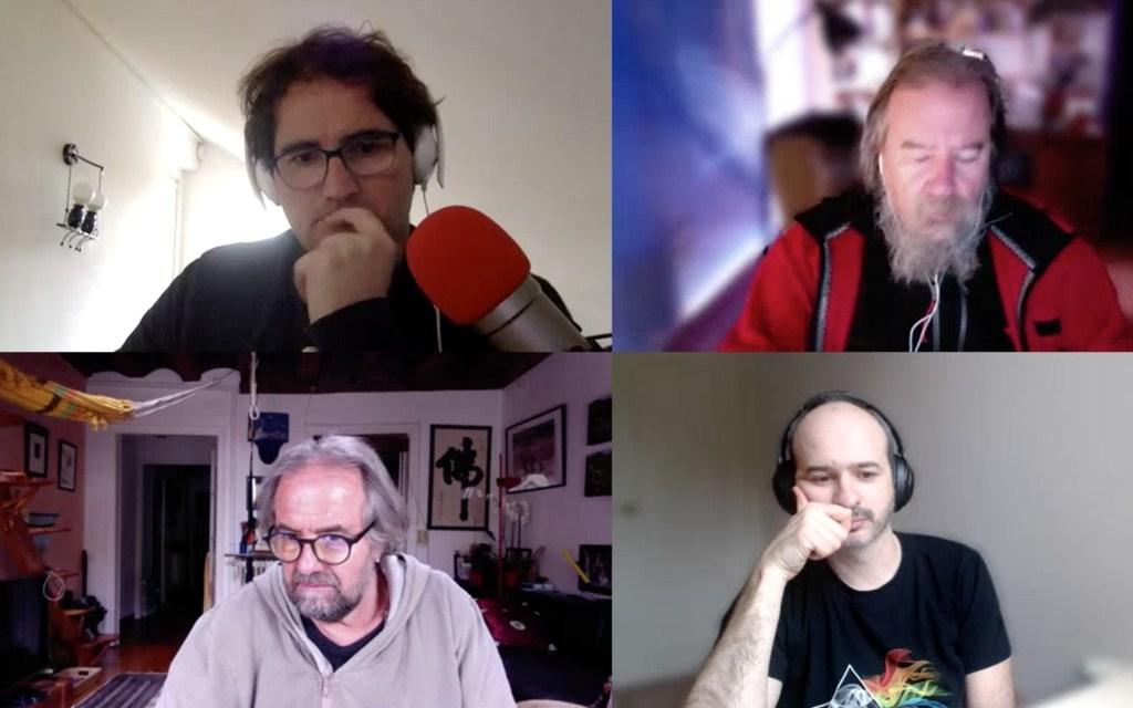 Ep-21 La economia después del COVID19- Daniel Raventós , Jose Cabré, Josep Ruano