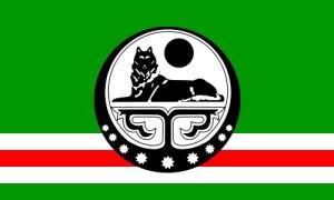 chechen flag