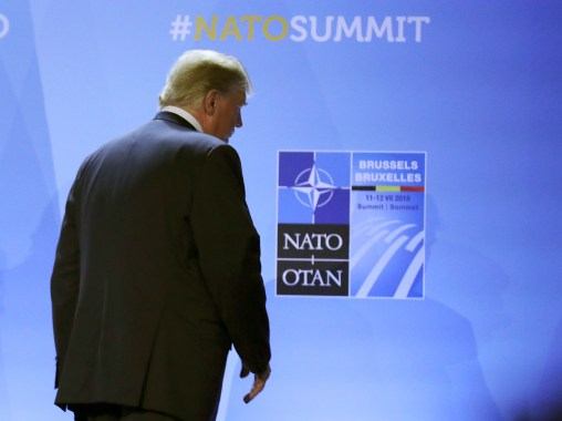 EU Nato Summit