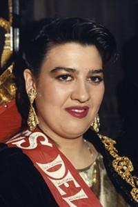 1990 1991 Amazona Mayor Mari Carmen Martínez López