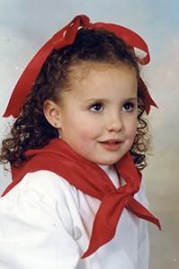 1991 1992 Amazona Infantil Mari Encarna Sánchez Martínez