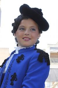 2006 Amazona Infantil Ana Caballero Sánchez