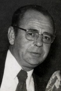 1972-1973 Presidente Antonio Rubio Guerrero