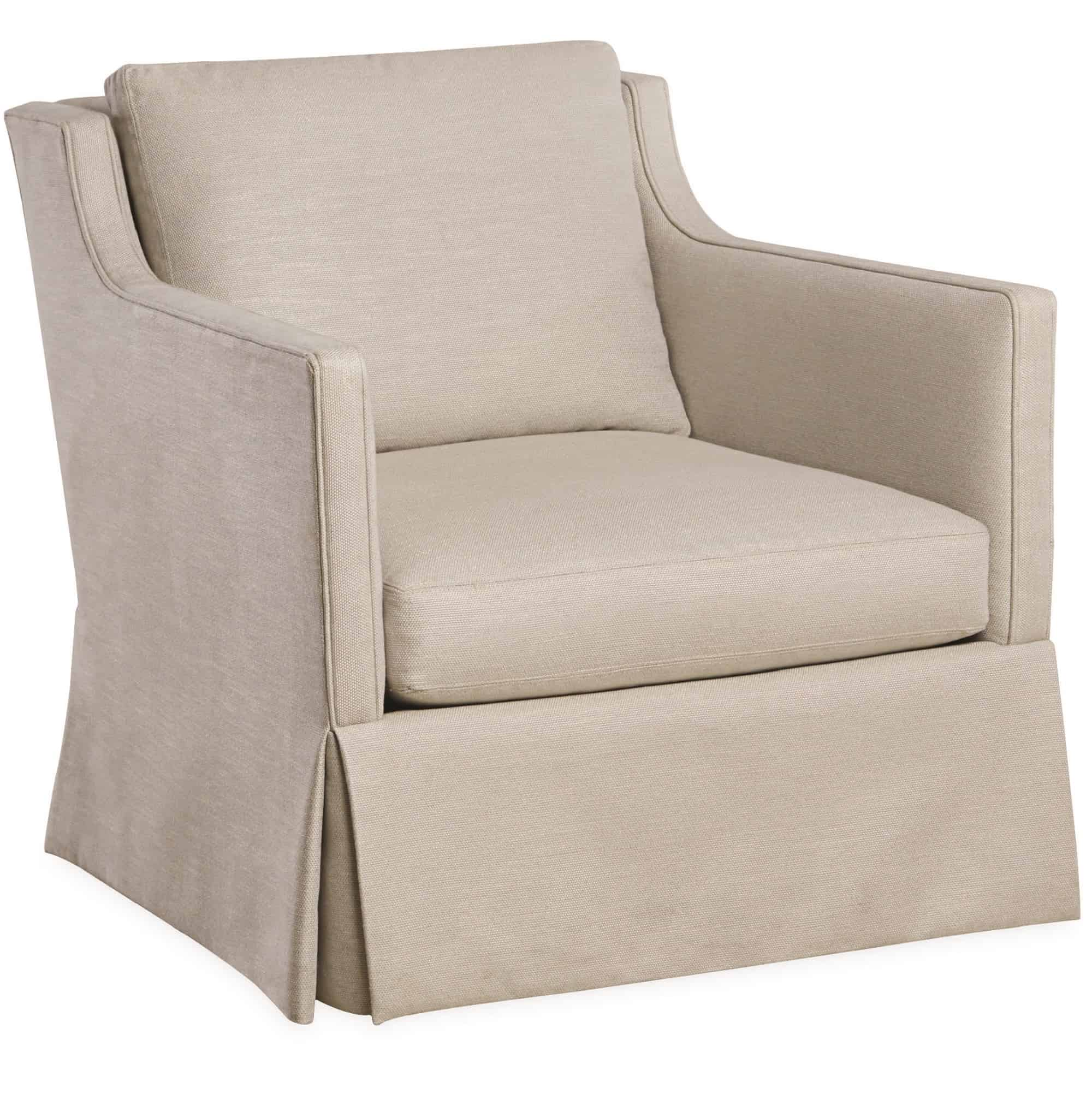 LEE Swivel Club Chair  Cabana Home