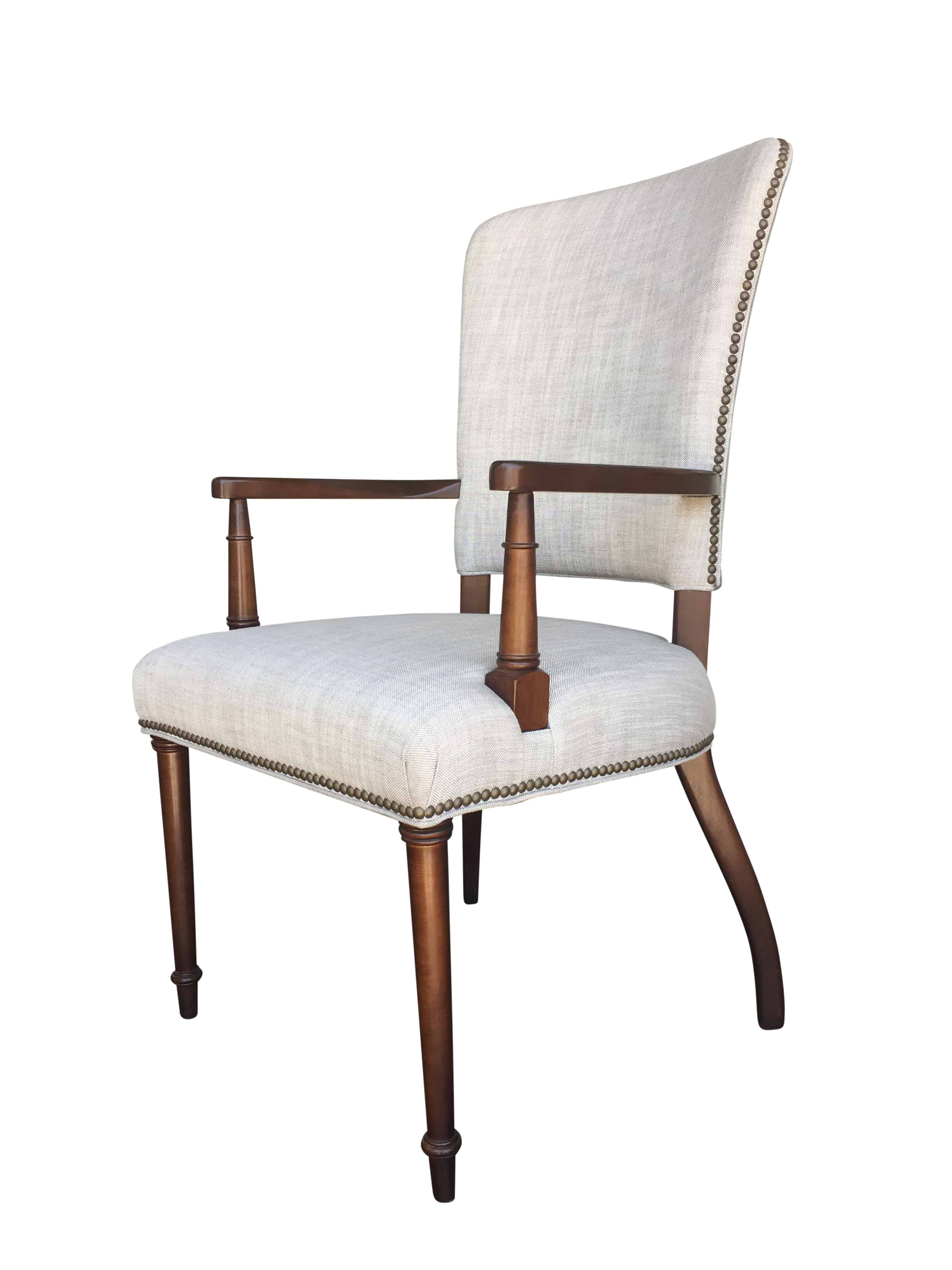 grey arm chair lucite rocking mr. & mrs. howard stiletto   cabana home