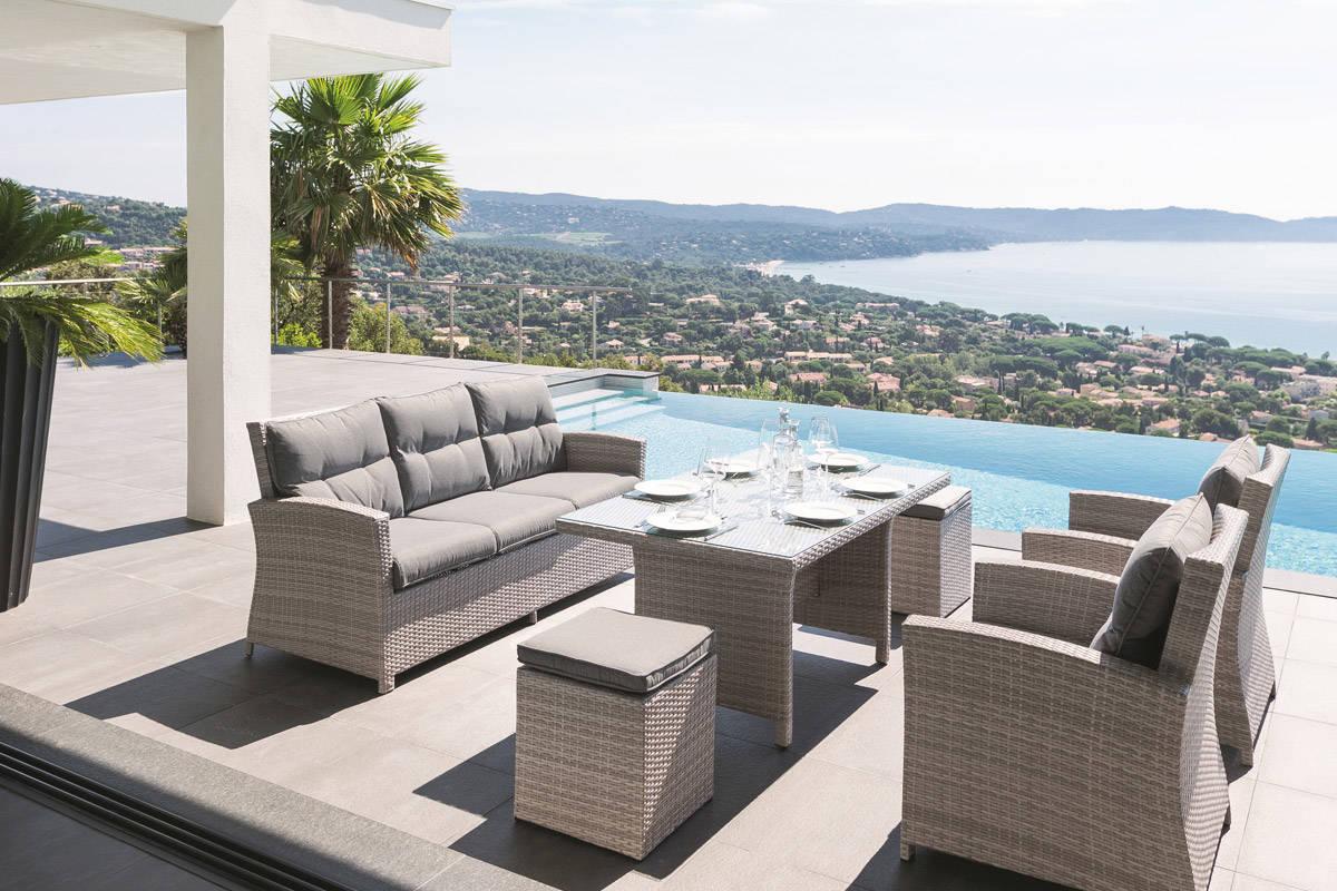Best Salon De Jardin Hesperide Pasadena Images - House ...