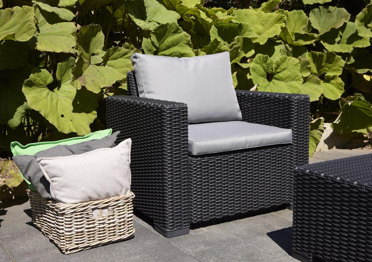 Salon De Jardin Allibert Noir | Salon De Jardin Encastrable 10 ...