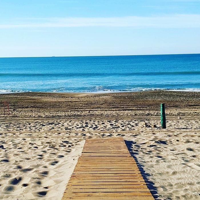 Playa de Quequen - Monte Pasubio Marzo 2020