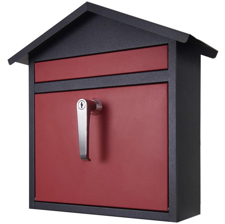 ホーム  鍵付き ハンドル (赤/黒) W17HOBR