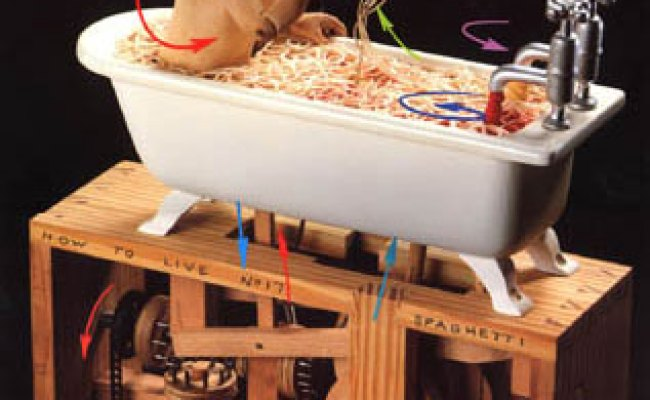 Spaghetti Eater By 14 Balls Toy Co Cabaret Mechanical