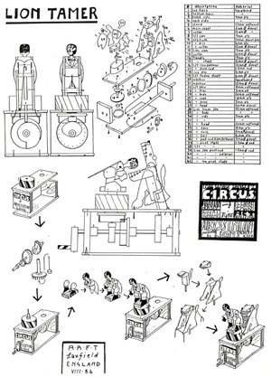 Backyard Playground Blueprints, Wooden Automata Plans Free