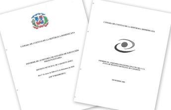 auditorias 2004 y auditorias 2004-2010