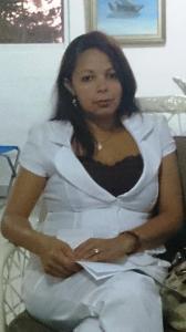 Raquel Sierra nueva directora de la junta distrital de Cabarete