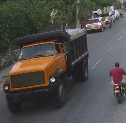 El camion de Sory