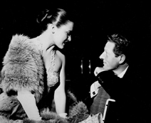 Julie with Danny Kaye
