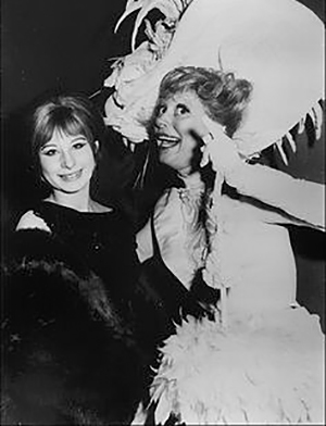 Barbra Streisand & Carol Channing