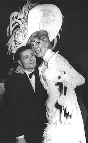 Jerry Herman & Carol Channing