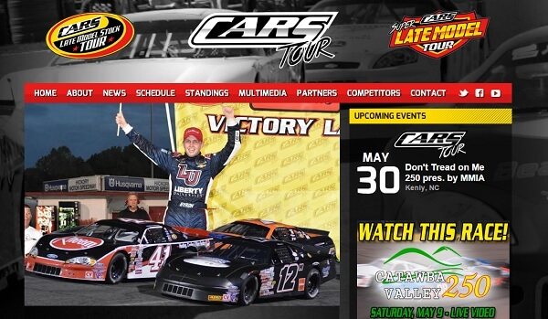 William Byron, Brayton Haws win CARS features at Hickory