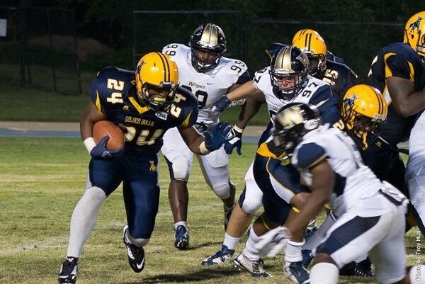 Photo courtesy of JCSU Sports Information
