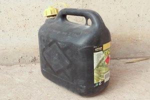Garrafa 5l benzina