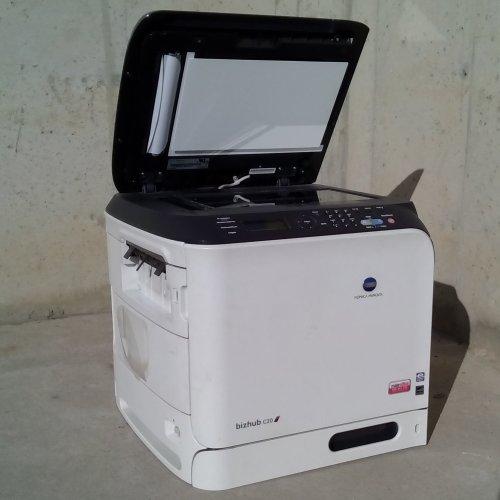 Impresora multifunción KONICA MINOLTA BIZHUB C20 de segunda mano en cabauoportunitats.com