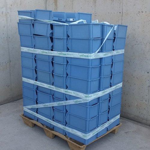 Cubetes apilables d'ocasió ( 21x32x15cm ) a cabauoportunitats.com