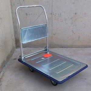 Carro galvanitzat 300kg d'ocasió a cabauoportunitats.com
